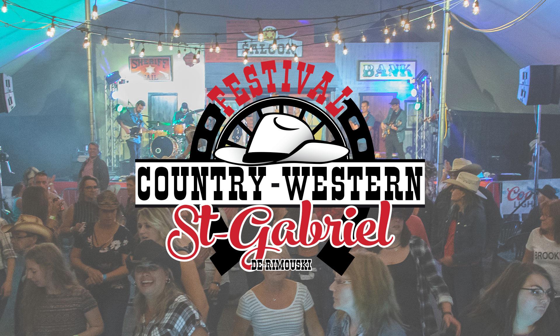 Festival Country-Western de Saint-Gabriel-de-Rimouski